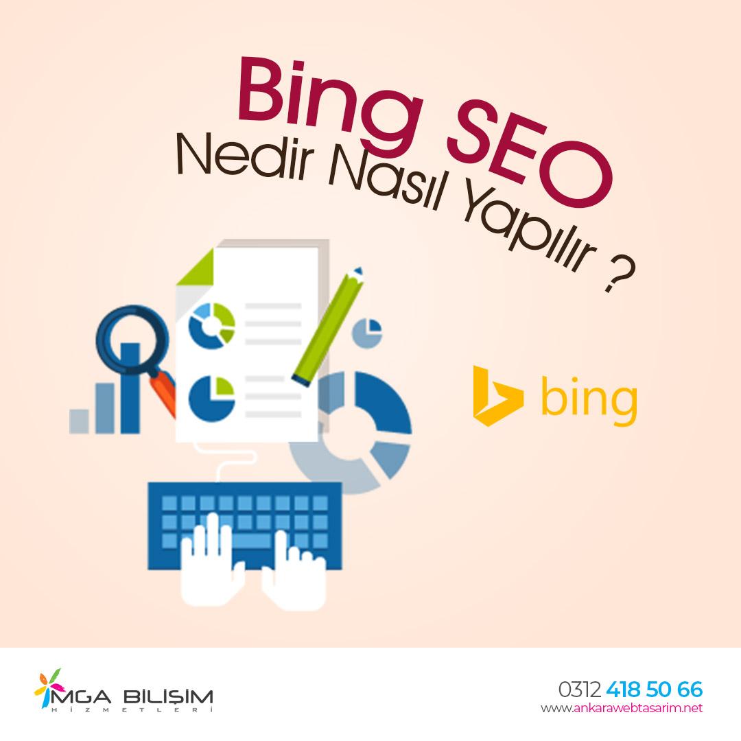 Bing SEO Nedir Nasıl Yapılır ?