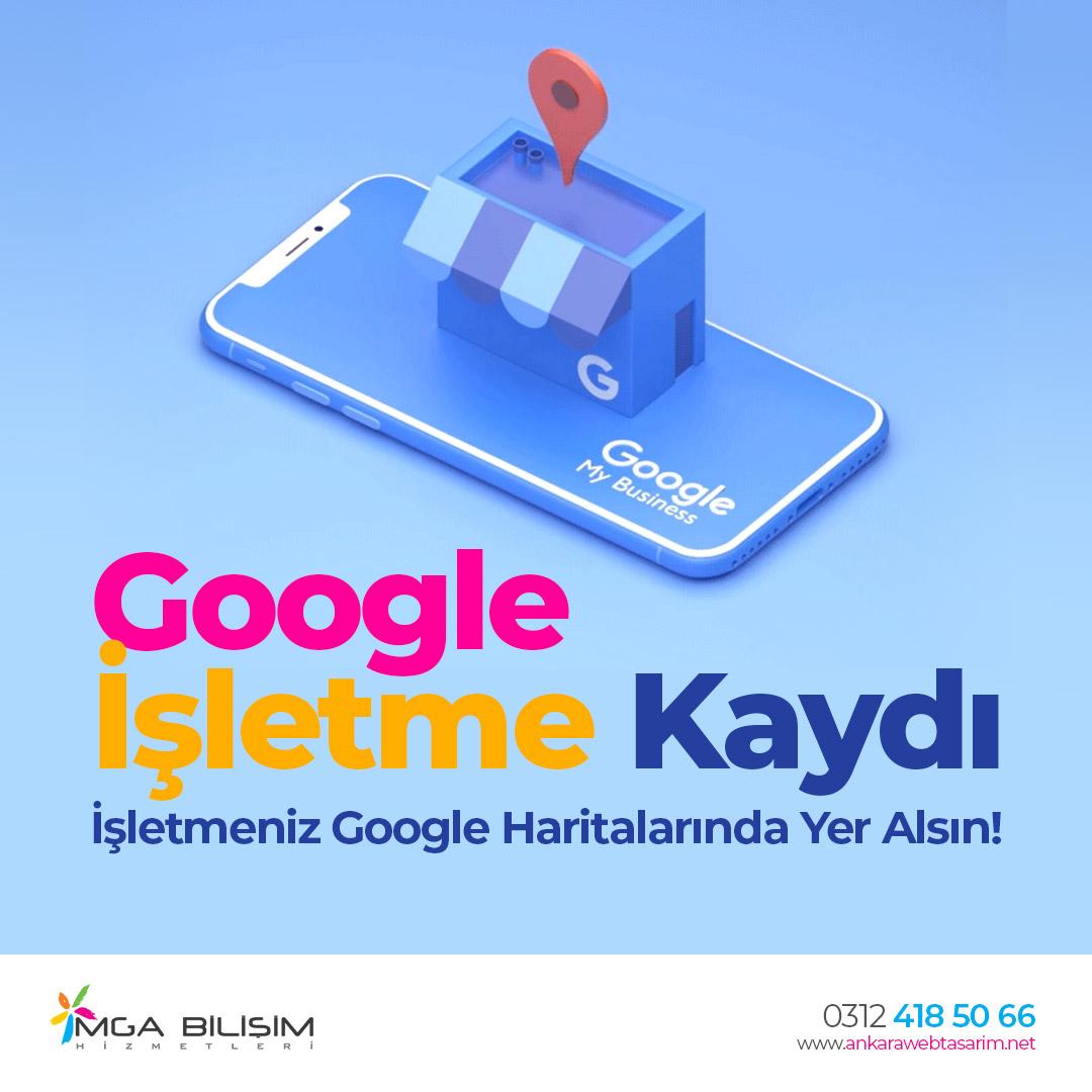 google işletme kaydı
