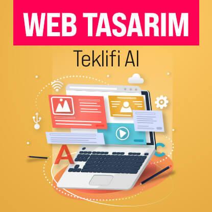 Web Tasarım Teklif İsteyin