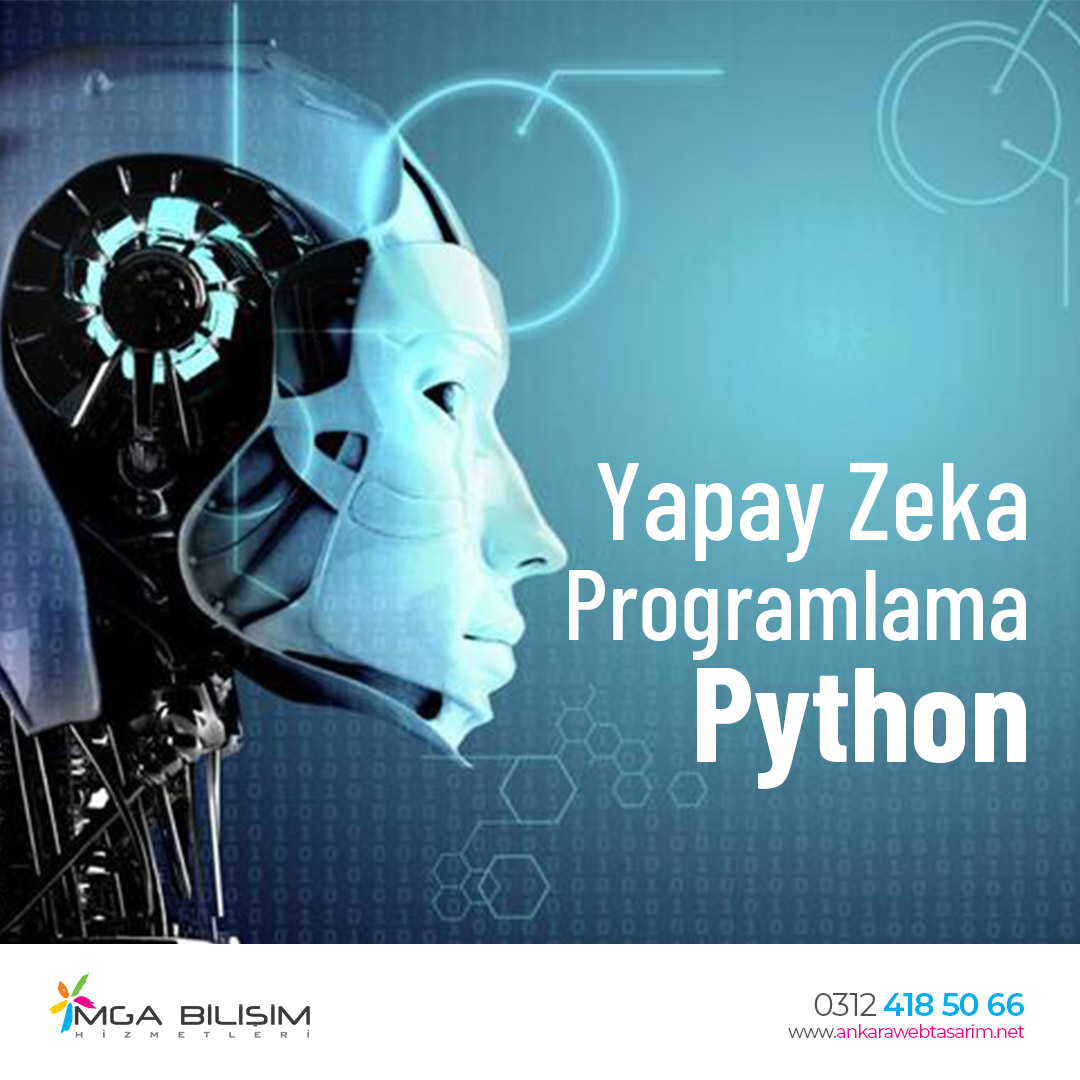 Günümüzde Yapay Zeka Programlama Python