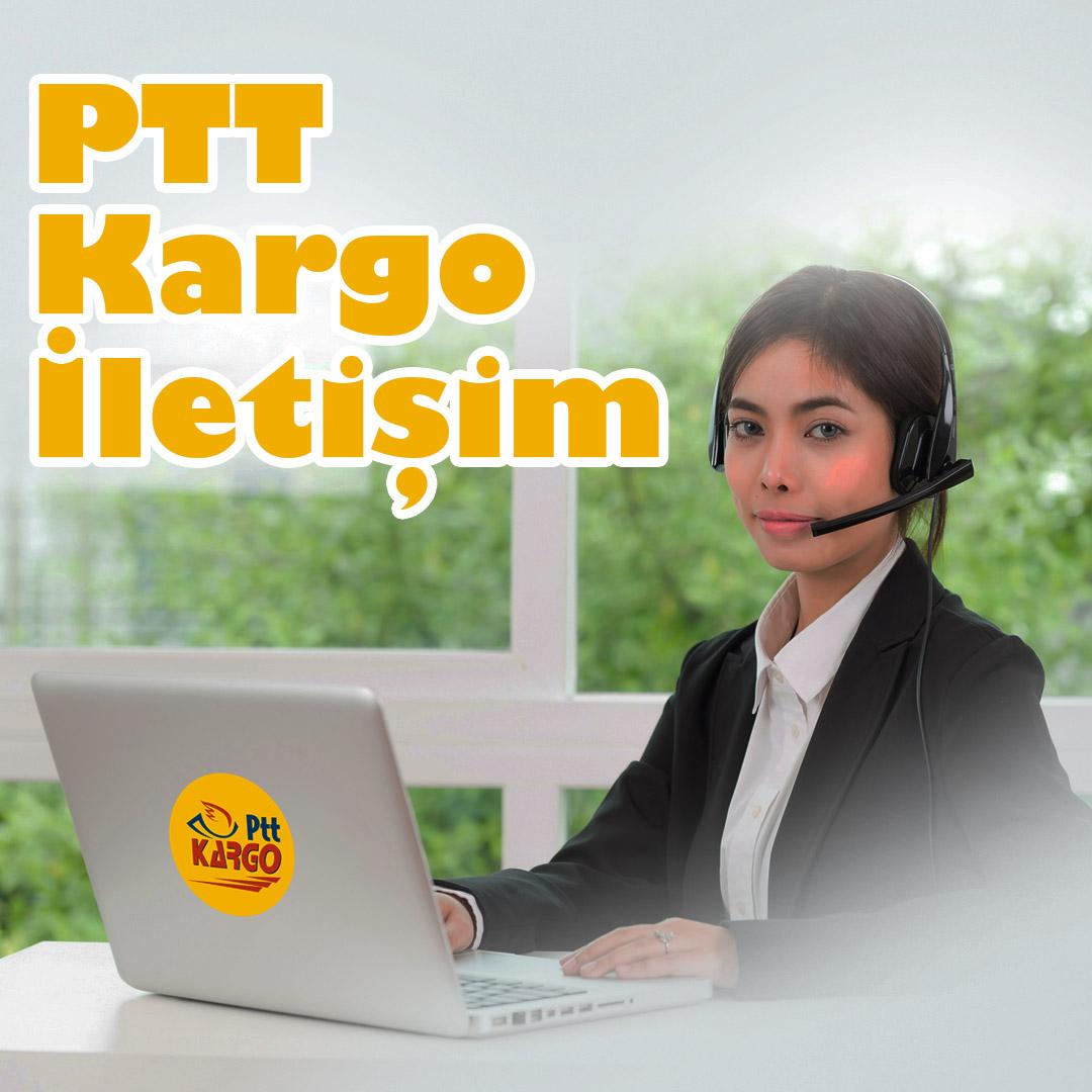 PTT kargo takip iletişim