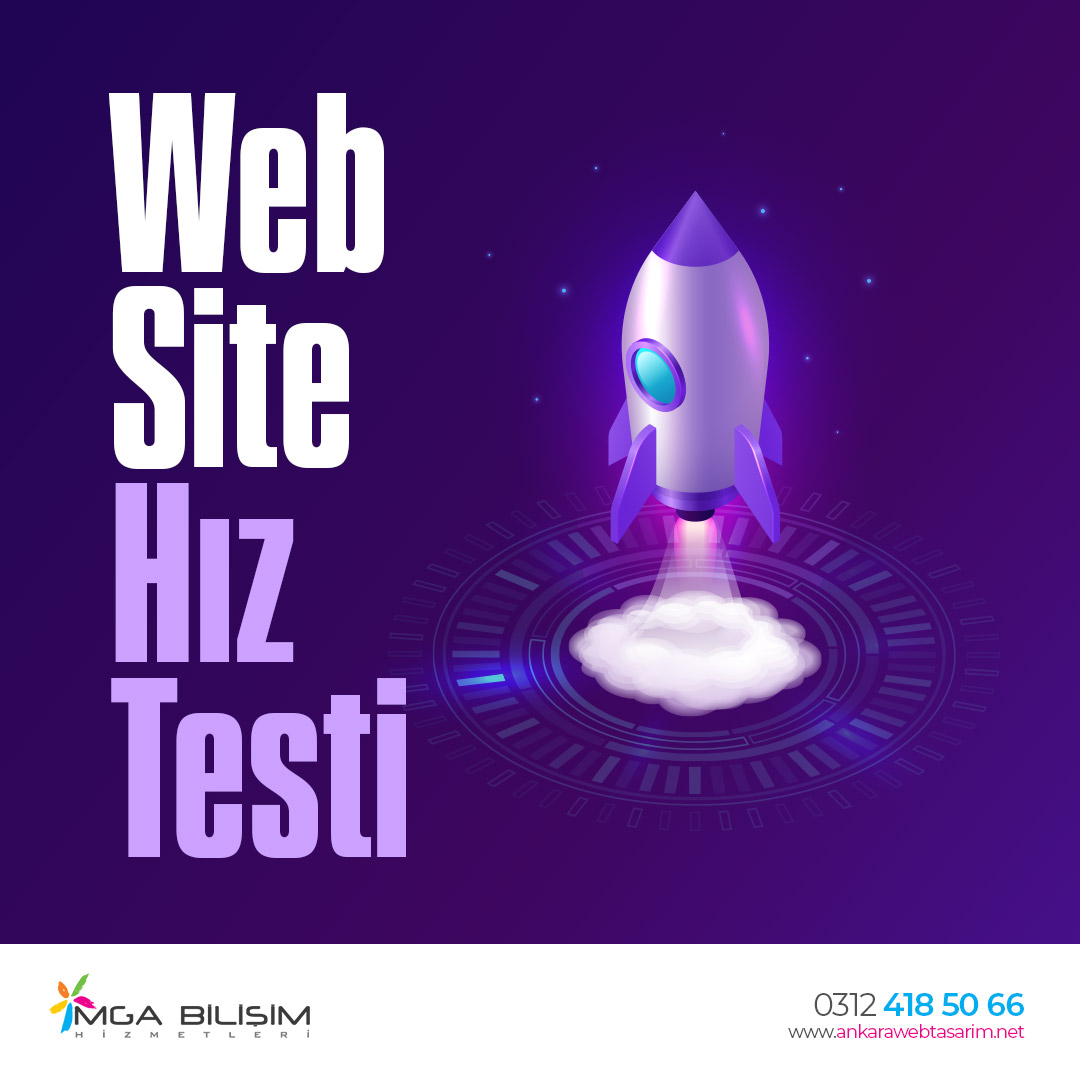 Web Site Hız Testi Nasıl Yapılır
