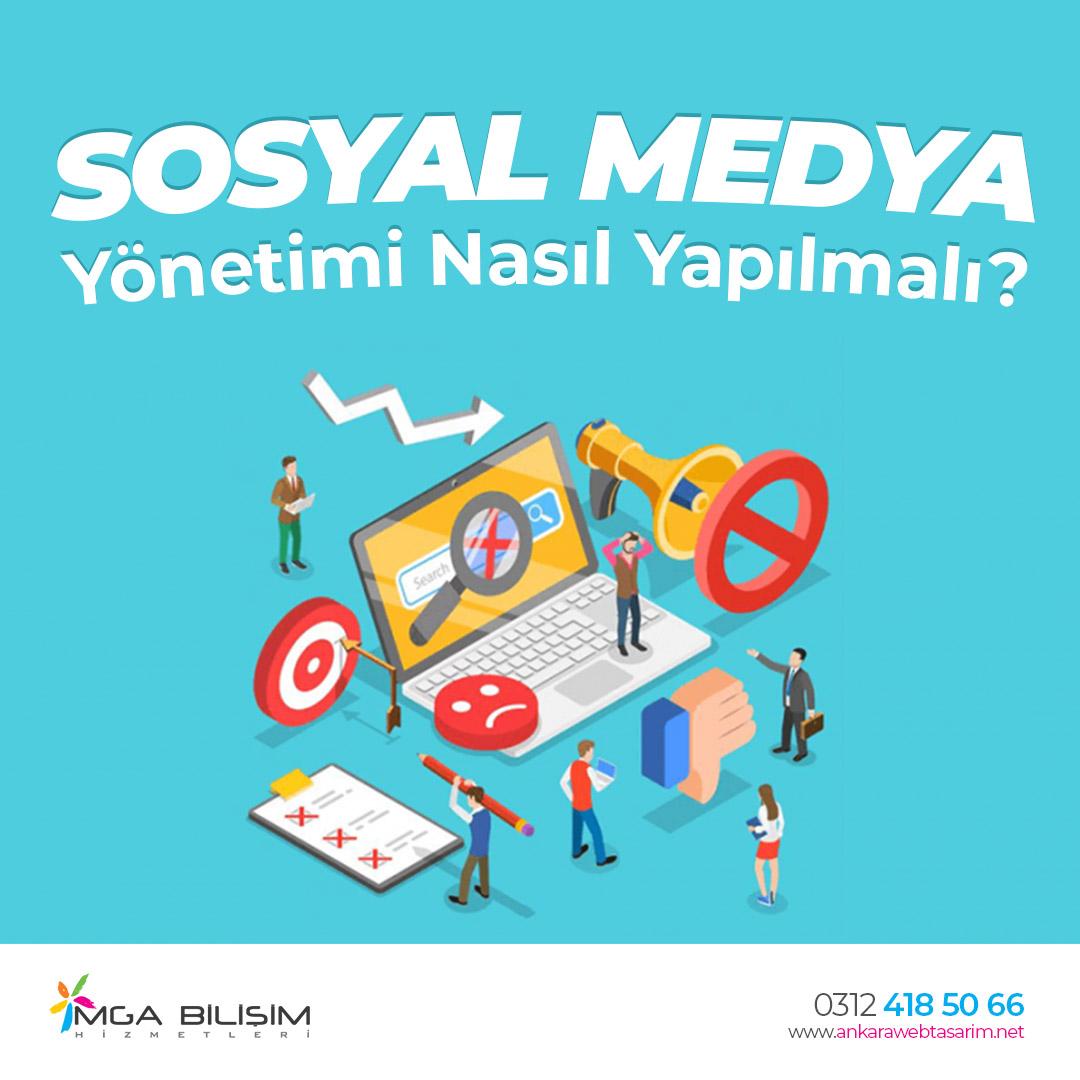 Sosyal Medya Yönetimi Nasıl Yapılmalı?