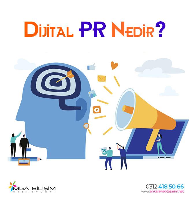 Dijital PR Nedir?