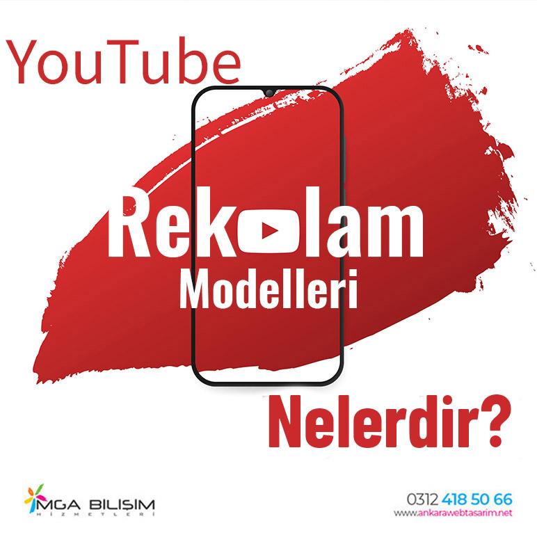 YouTube Reklam Modelleri Nelerdir?