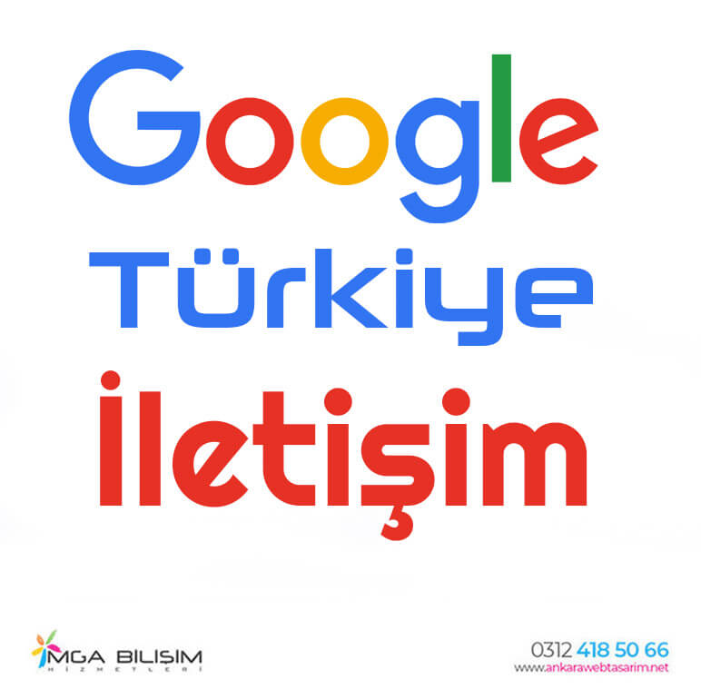 Google Türkiye İletişim