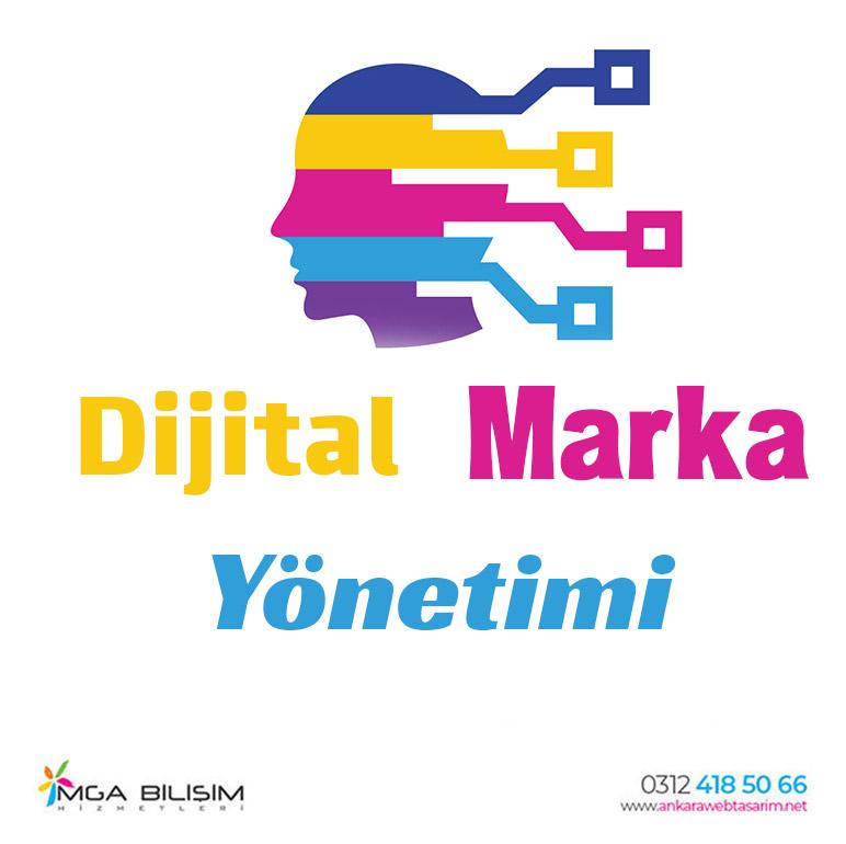 Dijital Marka Yönetimi