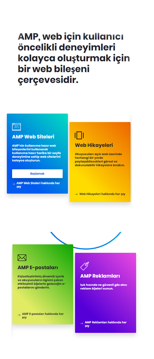 Google AMP Nedir? Ne İşe Yarar?