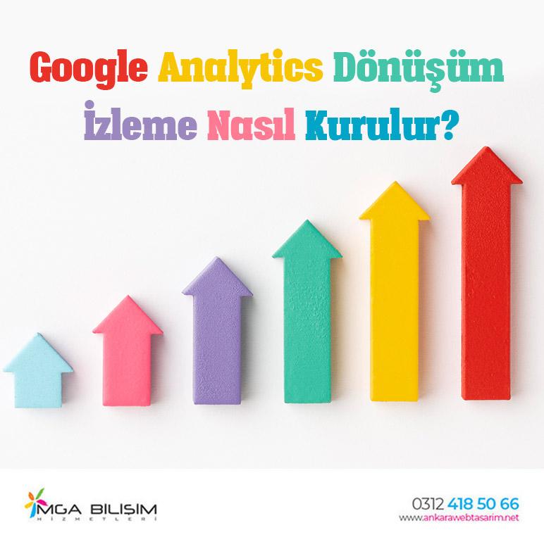 Google Analytics Dönüşüm İzleme Nasıl Kurulur?